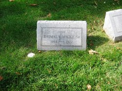Thomas W. Mackie, Sr