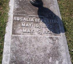 Rosalia <I>Marks</I> Bernstein