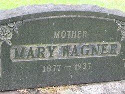 Mary Elizabeth <I>Strasser</I> Wagner
