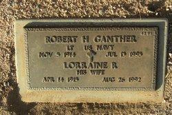 Robert H Ganther