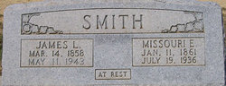 "James Lawrence ""J L"" Smith"