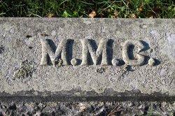 Martha M <I>Webster</I> Cowee