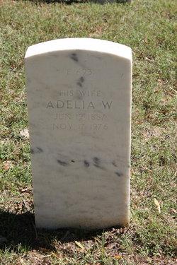 Adelia W. Houston