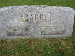 Raymond E Barry