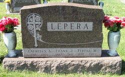 Teresa M <I>Spadafora</I> Lepera