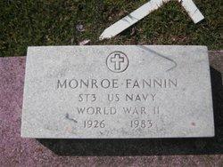 Monroe Fannin