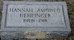 Hannah <I>Amodeo</I> Uehlinger