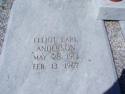 Elliot Earl Anderson