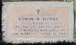 Edwin W Hobbs