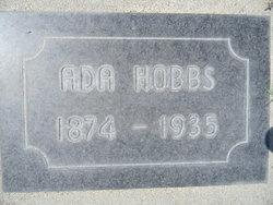 Ada Hobbs