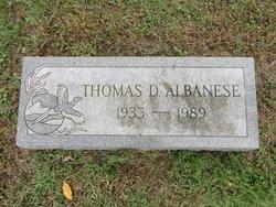 Thomas D Albanese