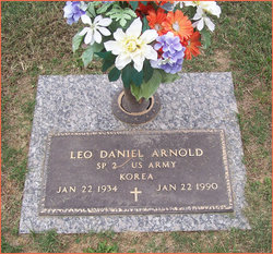 Leo Daniel Arnold