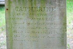 Catherine <I>Calhoun</I> Waddel