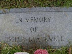 Idella <I>Blackwell</I> Barrs