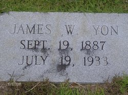 """James Wolfe """"Jim"""" Yon"""