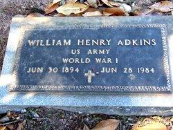William Henry Adkins