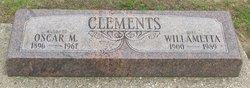 Willametta <I>Kirk</I> Clements