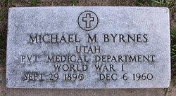 Michael M Byrnes