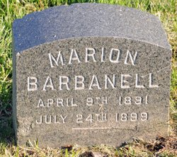 Marion Rosalie Barbanell