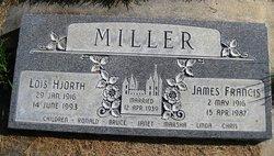 Lois <I>Hjorth</I> Miller