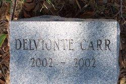 Delvionte Carr