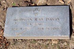 Hudson Ray Davis