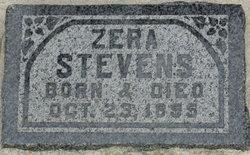 Zera Stevens