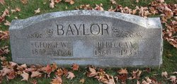 George Washington Baylor