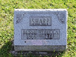 Bessie Rebecca Sharp