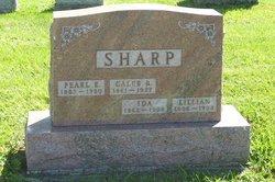 Caleb B. Sharp