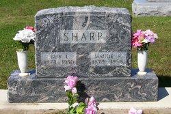 Maude Rachel <I>Austin</I> Sharp