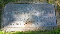 Donovan Ralph Heinle