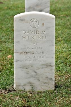 David Michael Hilburn
