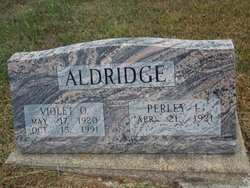 Violet Opal <I>Anders</I> Aldridge