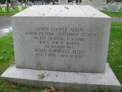 MG Leven Cooper Allen