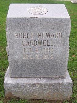 Noble Howard Cardwell