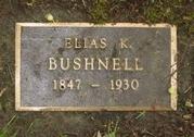 Elias K Bushnell