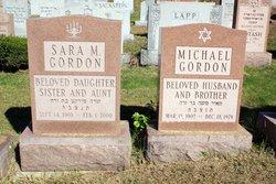"Michael ""Micky"" Gordon"