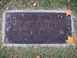 "Celia Tennessee ""Tennie"" <I>Tuck</I> Carpenter"