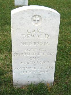 Carl Dewald