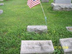 Alonzo H. W. Bennett