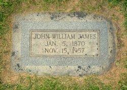 John William James