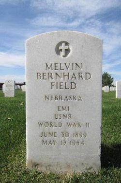 Melvin Bernhard Field