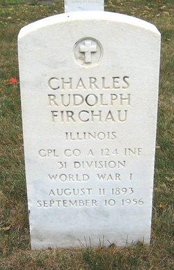 Charles R Firchau