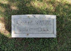 Emma <I>Carlson</I> Swink