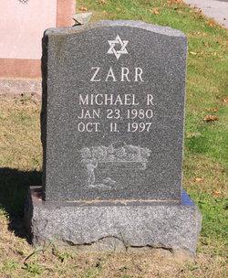 Michael Robert Zarr