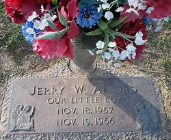 Jerry W Alford