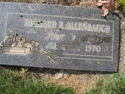 Richard Earl Allenbaugh