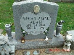 Megan Alyse Adam