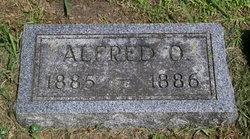 Alfred O Olson